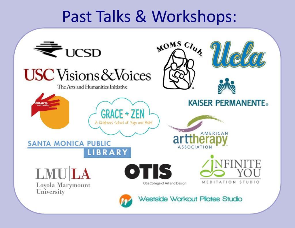 past talks logos